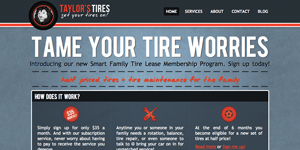 Taylor's Tires